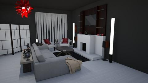 Prism - Modern - Living room - by itsotterz