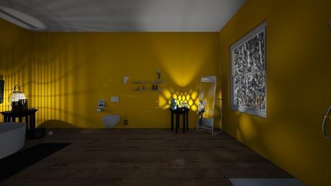 exam - Eclectic - Bathroom - by waad3333