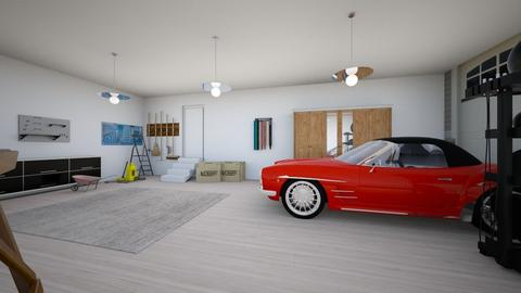 Garage - Classic - by gabyurbina