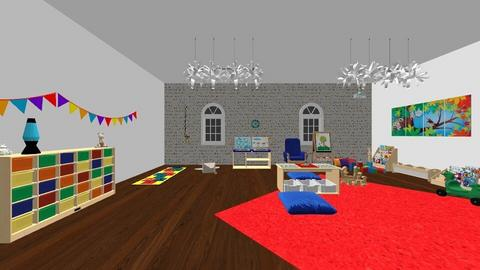 kids playroom  - Kids room - by Maddie Fuller