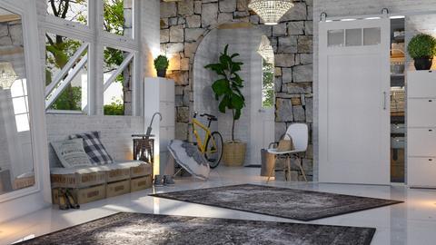 Entrance - by sukica
