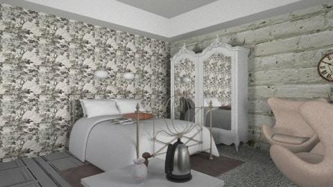 Mais um quarto - Bedroom - by noosah omar