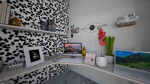 office 2 - Office - by bjadeb410