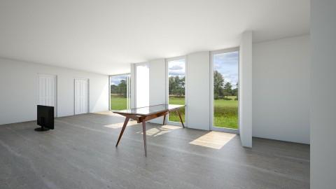 oefen - Living room - by fleursmulders