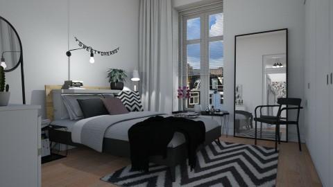 New home_master bedroom - by jolaskajp