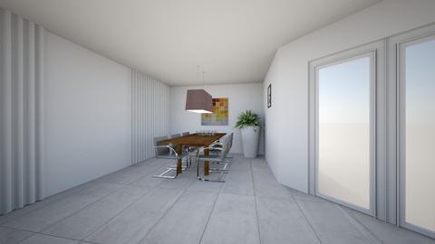 Woonkamer nieuwe huis II - Modern - Living room - by Sandra_1972