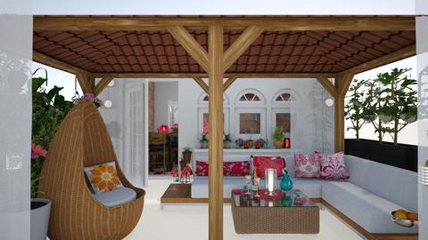 terrace 2 - Modern - Garden - by nat mi