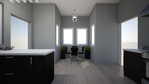 kitchen 1 dining view - Kitchen - by addiemel1