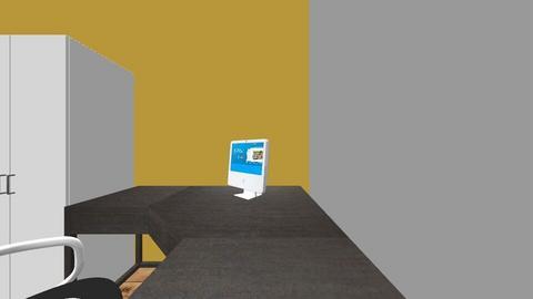 kamer Felix - Modern - Bedroom - by ontwerp kamer 1
