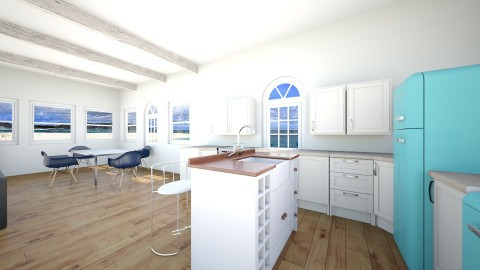 Kitchen and Dining - Office - by hjlakin1733
