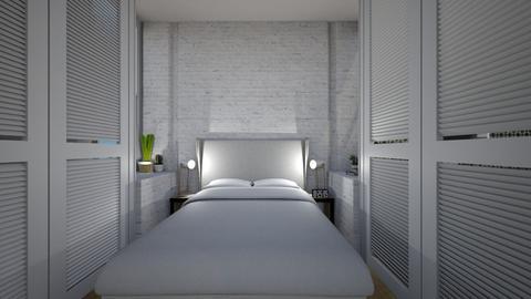 CAsa180Bedroom - Eclectic - Bedroom - by nickynunes