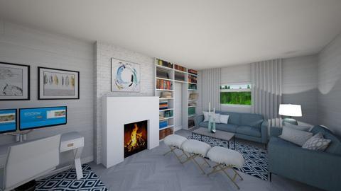 Livingroom v2_3 - Living room - by PenAndPaper
