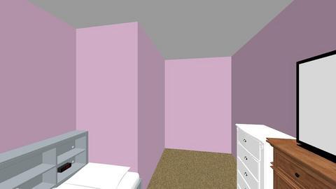 Bedroom 2 - Minimal - Bedroom - by Althaea
