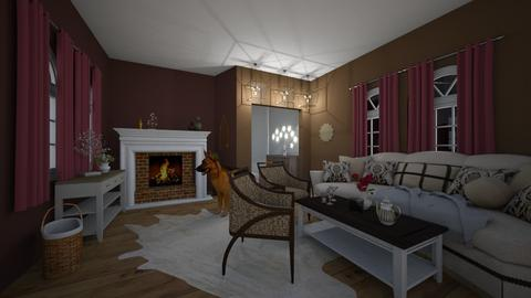 living room - Living room - by Lydia3322