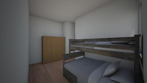 Girls bedroom - Kids room - by barakz