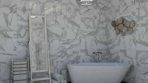 guest bathroom - by gtenenbaum1