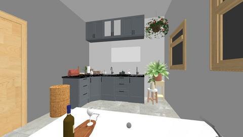 bathroom - Minimal - Bathroom - by Annika2005xx