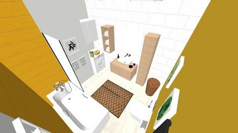 Alexandra Sima - Bathroom - by Flori Santa
