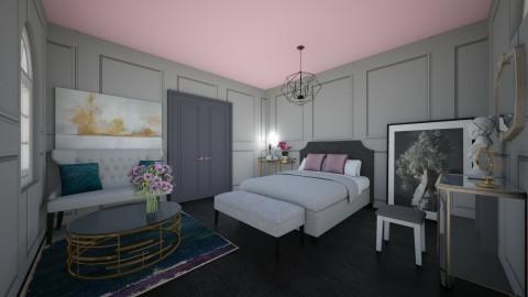 Bedroom - Feminine - Bedroom - by NatalieH