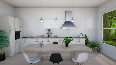 scandinavian kitchen - Kitchen - by mollysamuel