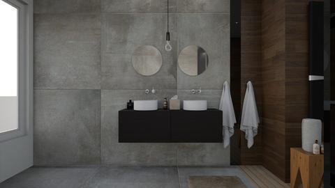 BATHROOM - Modern - Bathroom - by ne1b