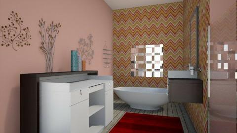 Hawaii - Bathroom - by Nikolezz