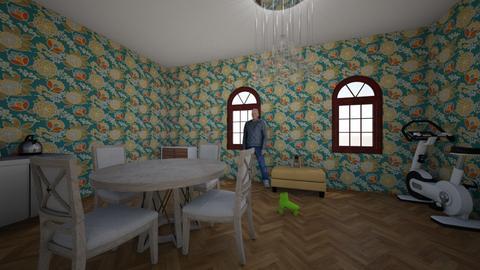 room1 - by Kirill_Za