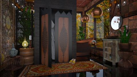boho - Eclectic - Bathroom - by Ida Dzanovic