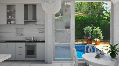 kitchen - by neide oliveira