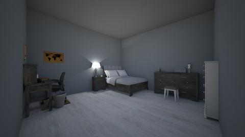 Comparison MasterBedroom - Bedroom - by Makena Holdaas