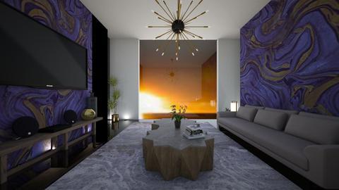 RMS Living Room - Modern - Living room - by FabulousGirl35