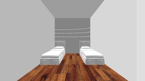 College Dorm - by Margaret Kilgallon