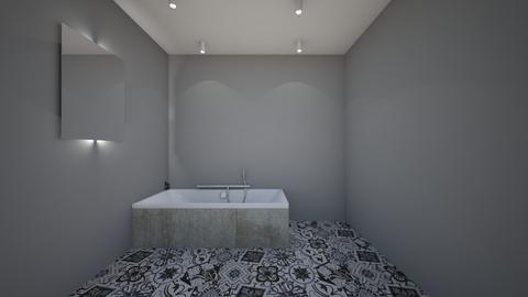 bathroom  - Bathroom - by paulinepaulinepauline