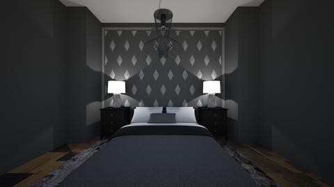 bedroom - Modern - Bedroom - by icewaterbaby