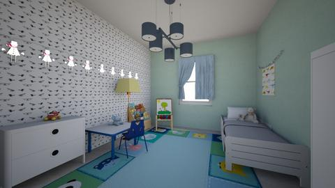 aiat - Kids room - by Zhannat