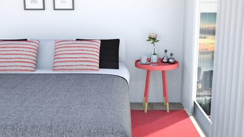 bedroom - Bedroom - by chichi dz
