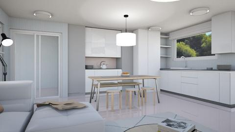Kitchen Area - Kitchen - by chania