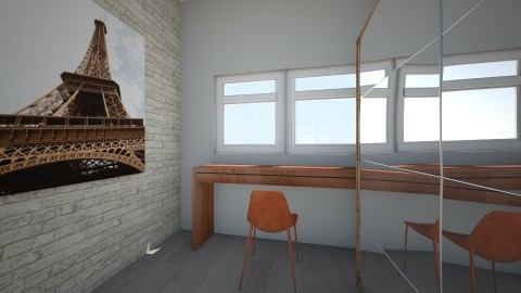 new - Bedroom - by 3d room