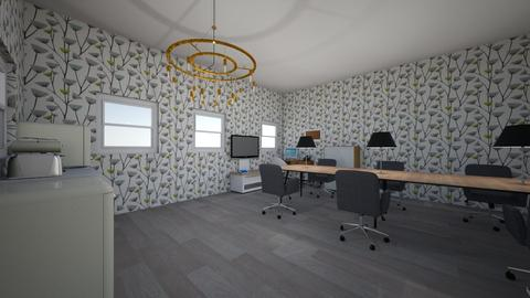 Meeting Room - Global - Office - by oliviafab