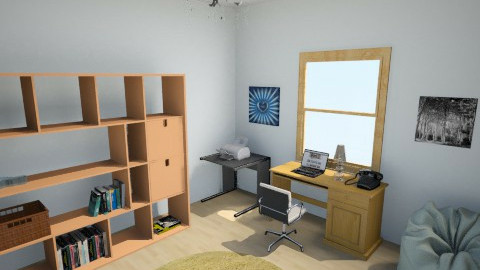 Office - Classic - Office - by Colabella07