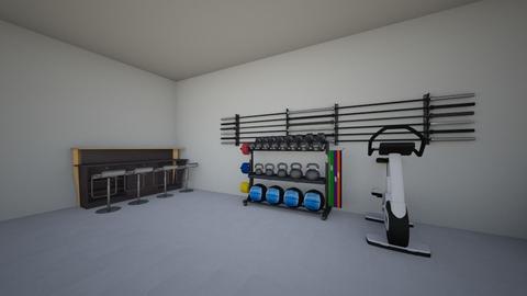 boy bedroom - by layneenielson