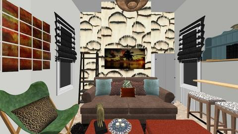 Jos Cityspace - Eclectic - Living room - by hmgrl
