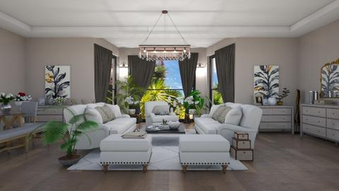 54918 - Living room - by likuna485