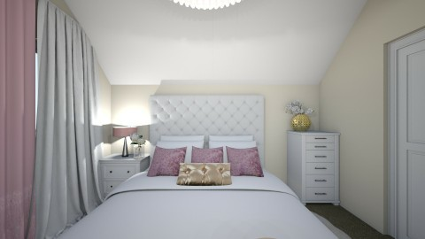 netys room - Bedroom - by MiiOoXx