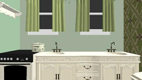 Kitchen - Vintage - Kitchen - by Brigitte Rehatta