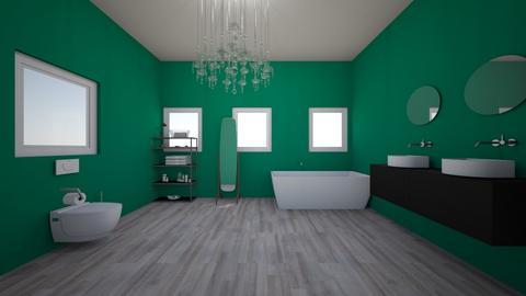 bath - Bathroom - by ham_n_lid