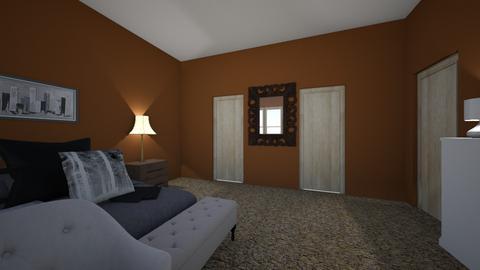 bedroom - by jidesigns