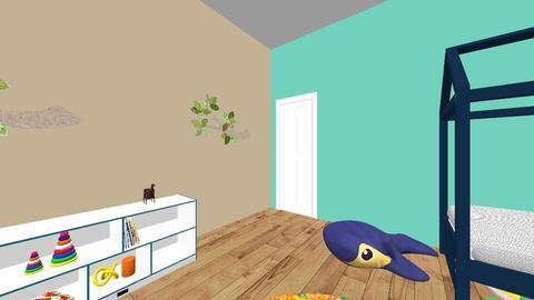 Gavriel - Kids room - by JanniP