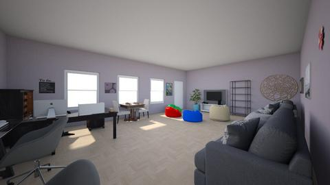 Stress Free Room - Modern - Living room - by sophianateghi