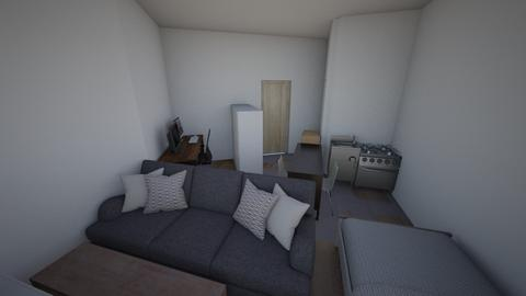 Jims Emilsborg 2 - Minimal - Bedroom - by Potatisbullen